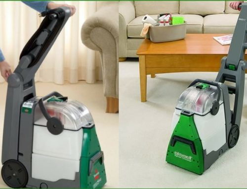 Bissell Big Green Commercial bg10 Carpet Cleaner