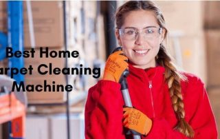 Best Home Carpet Cleaning Machine