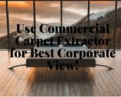 Best Commercial Carpet Extractor Reviews