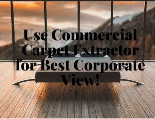 5 Best Commercial Carpet Extractor Reviews in 2019