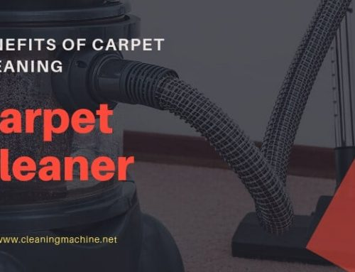 7 Health Benefits of Carpet Cleaning Regularly