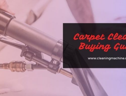 Proper Carpet Cleaner Buying Guide -12 Check List
