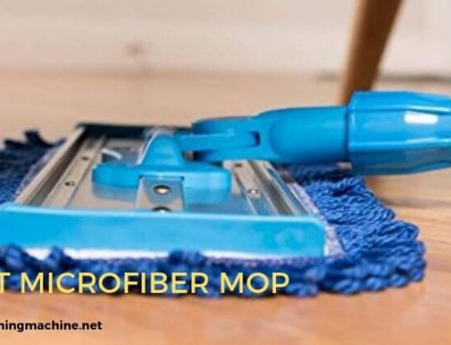 The 7 Best Microfiber Mop Reviews in Details in 2021