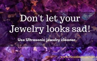 How to Use Ultrasonic Jewelry Cleaner