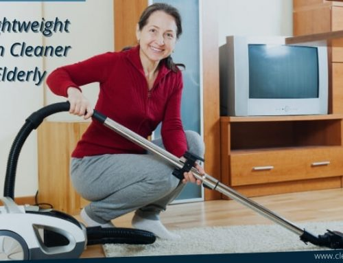 Best Lightweight Vacuum Cleaner for Elderly