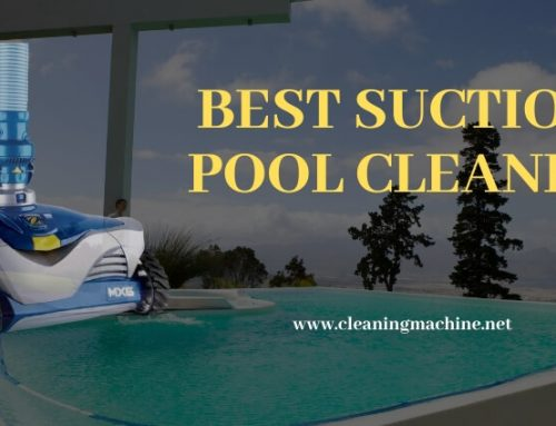9 Best Suction Pool Cleaner Reviews in 2020