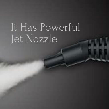 This Tile Cleaner Has Powerful Jet Nozzle