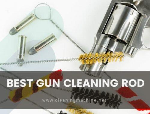 7 Best Gun Cleaning Rod in 2021