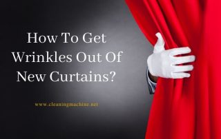 How To Get Wrinkles Out Of New Curtains