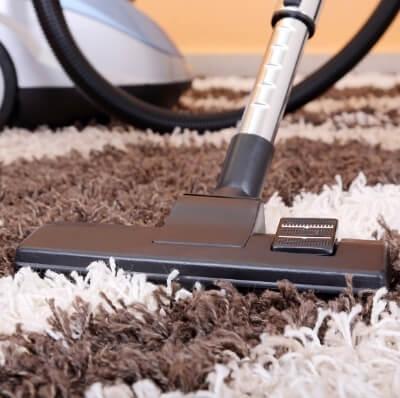 Lightweight Vacuum on Carpet
