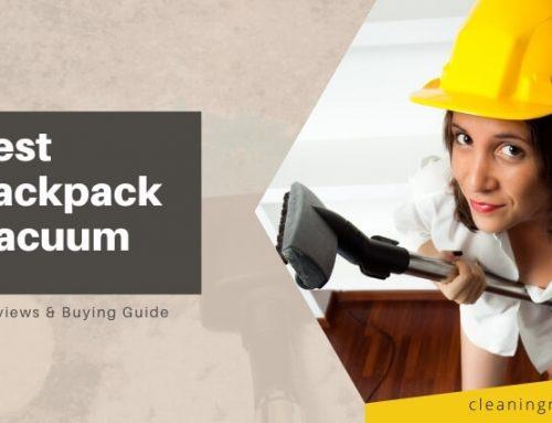 Best Backpack Vacuum in 2021