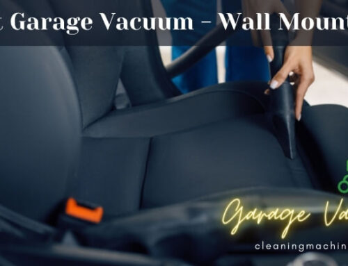 7 Best Garage Vacuum Wall Mounted